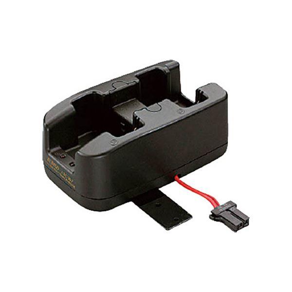 (まとめ)アルインコ 連結用2連充電スタンドEDC167R 1個〔×3セット〕【代引不可】【北海道・沖縄・離島配送不可】