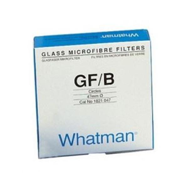 ガラス繊維ろ紙 GF/B 4.70mmφ【代引不可】