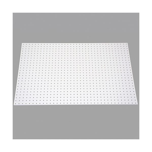 光 パンチングボード フレーム付(約600×900mm) 白 PGBD609-2 1セット(5枚)【代引不可】【北海道・沖縄・離島配送不可】