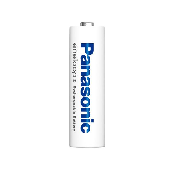 (まとめ)Panasonic エネループ単4形充電池4本付充電器セット〔×5セット〕【代引不可】【北海道・沖縄・離島配送不可】