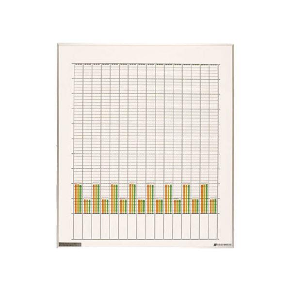 【送料無料】日本統計機 小型グラフ SG316 1枚【代引不可】