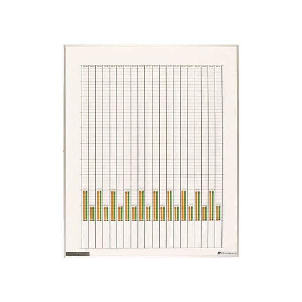 【送料無料】日本統計機 小型グラフ SG220 1枚【代引不可】