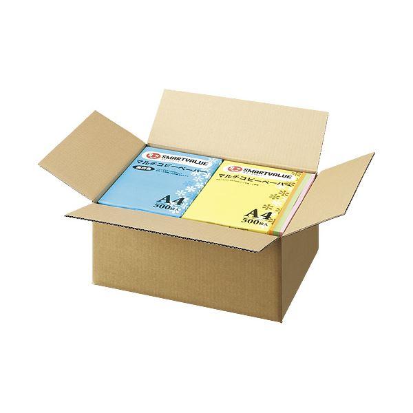 (まとめ) ジョインテックス ▲ダンボール箱 中10枚 B020J-M〔×5セット〕【代引不可】【北海道・沖縄・離島配送不可】