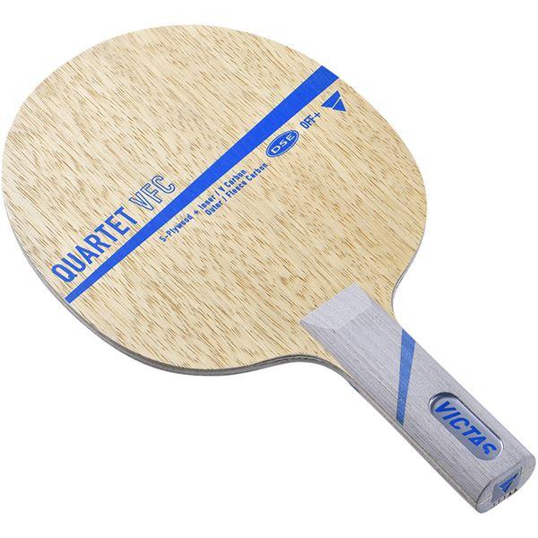 【送料無料】VICTAS(ヴィクタス) 卓球ラケット VICTAS QUARTET VFC ST 28405【代引不可】