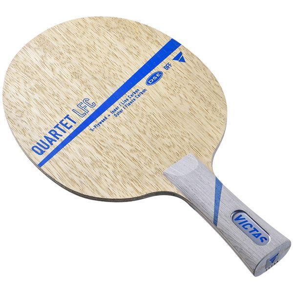 【送料無料】VICTAS(ヴィクタス) 卓球ラケット VICTAS QUARTET LFC FL 28504【代引不可】