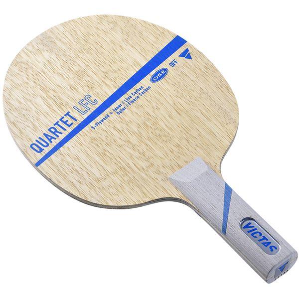 【送料無料】VICTAS(ヴィクタス) 卓球ラケット VICTAS QUARTET LFC ST 28505【代引不可】