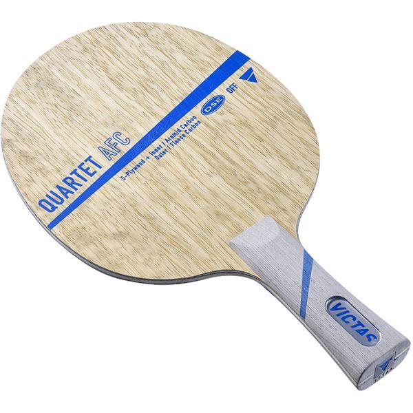 【送料無料】VICTAS(ヴィクタス) 卓球ラケット VICTAS QUARTET AFC FL 28604【代引不可】