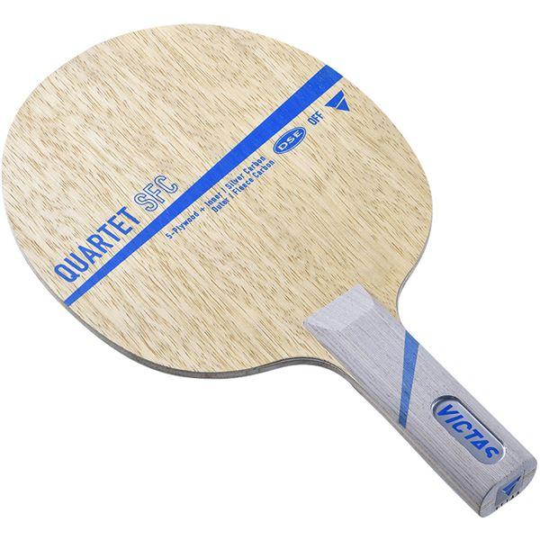 【送料無料】VICTAS(ヴィクタス) 卓球ラケット VICTAS QUARTET SFC ST 28705【代引不可】