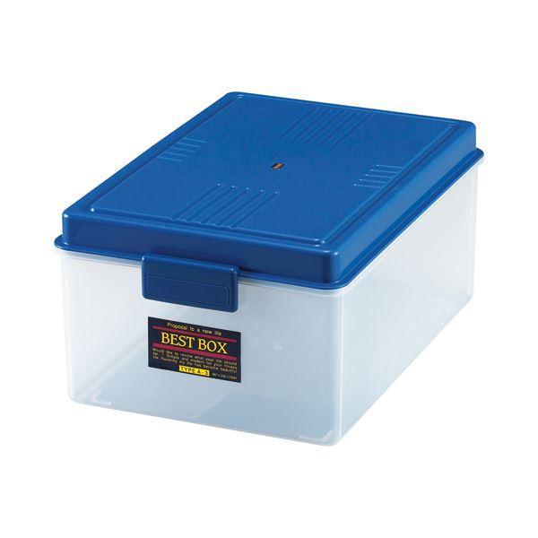 (まとめ) サンコープラスチック ベストボックス B4 421×285×195mm 162656 1個 〔×10セット〕【代引不可】【北海道・沖縄・離島配送不可】