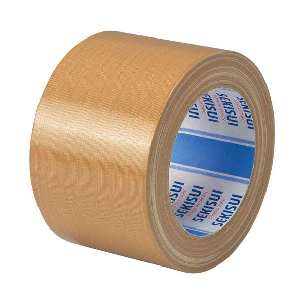 (まとめ)セキスイ 布テープ No.600V 75mm×25m 24巻 N60XV05〔×5セット〕【代引不可】【北海道・沖縄・離島配送不可】