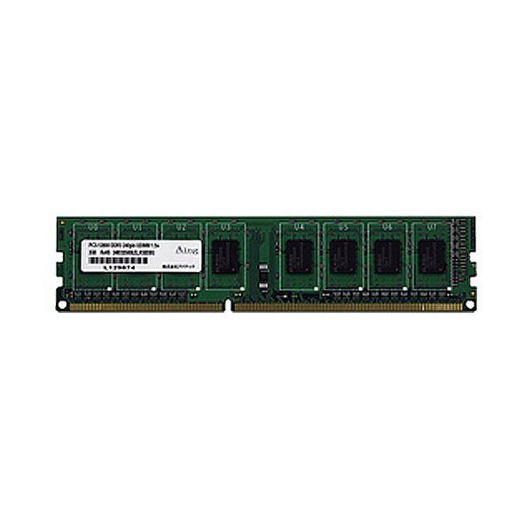 (まとめ)アドテック DDR3 1066MHzPC3-8500 240pin Unbuffered DIMM 2GB ADS8500D-2G 1枚〔×3セット〕【代引不可】【北海道・沖縄・離島配送不可】