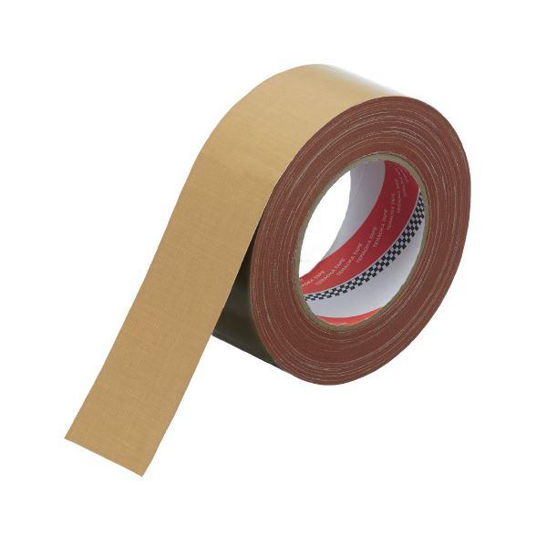 (まとめ)寺岡製作所 オリーブテープ 141 50mm×25m 30巻〔×5セット〕【代引不可】【北海道・沖縄・離島配送不可】