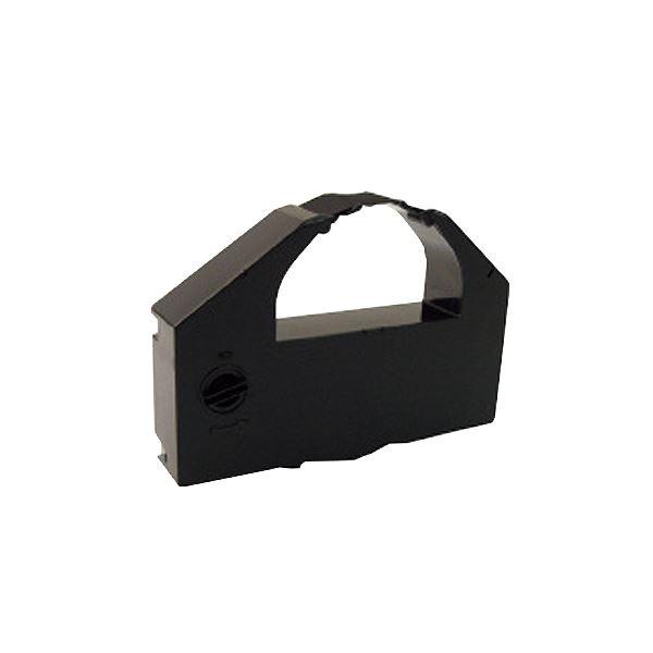 (まとめ) リボンカートリッジ VP-4000用 汎用品 黒 1本 〔×5セット〕【代引不可】【北海道・沖縄・離島配送不可】