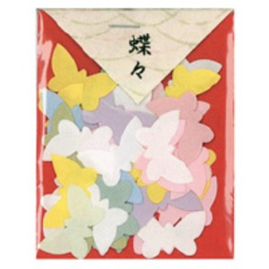 (まとめ)貼り絵# 60 蝶々〔×30セット〕【代引不可】【北海道・沖縄・離島配送不可】