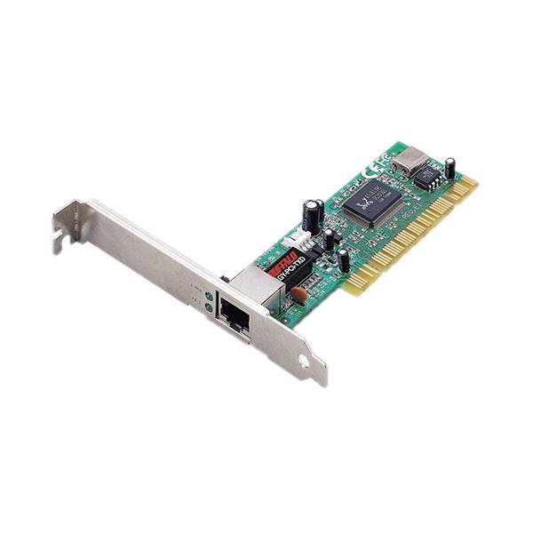(まとめ) バッファロー PCIバス用 LANボード100BASE-TX・10BASE-T対応 LGY-PCI-TXD 1個 〔×10セット〕【代引不可】【北海道・沖縄・離島配送不可】