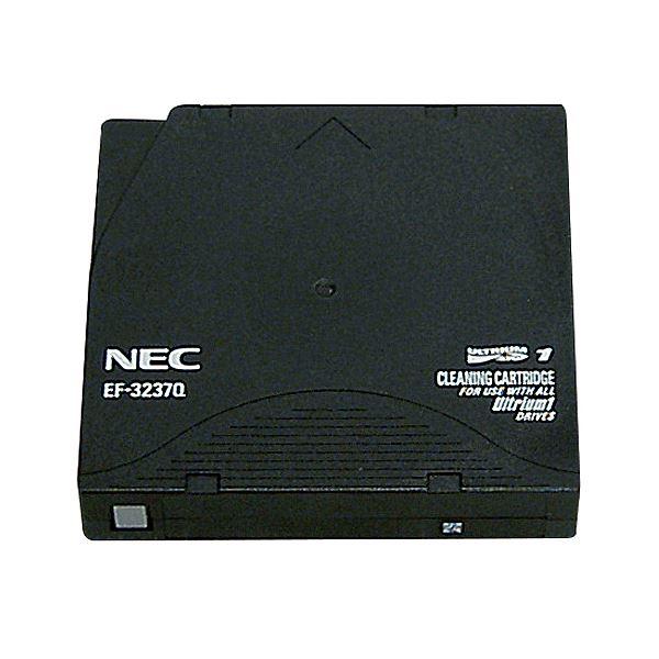 (まとめ)NEC LTO クリーニングカートリッジ EF-3237Q 1巻〔×3セット〕【代引不可】【北海道・沖縄・離島配送不可】