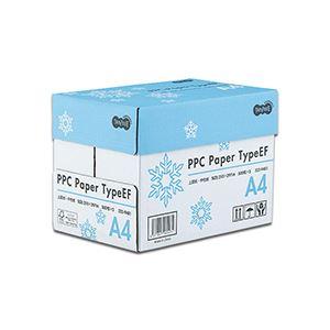 (まとめ) TANOSEE PPC PaperType EF A4 1箱(2500枚:500枚×5冊) 〔×5セット〕【代引不可】【北海道・沖縄・離島配送不可】