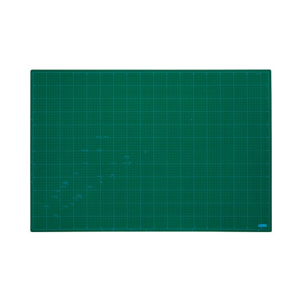 (まとめ)TANOSEE カッターマット A1 620×900mm 1枚〔×3セット〕【代引不可】【北海道・沖縄・離島配送不可】