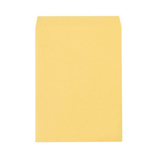 (まとめ)TANOSEE R40クラフト封筒 角0 85g/m2 業務用パック 1箱(500枚)〔×3セット〕【代引不可】【北海道・沖縄・離島配送不可】