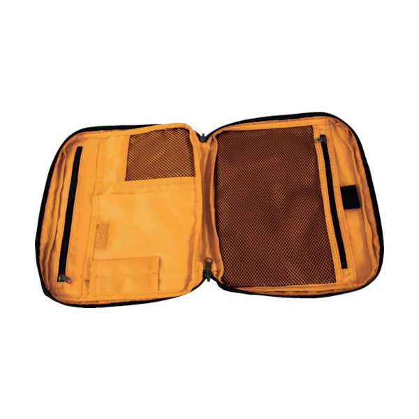 (まとめ) TRUSCO バッグインバッグ Mサイズショルダーベルト付 TBINB-M 1個 〔×5セット〕【代引不可】【北海道・沖縄・離島配送不可】
