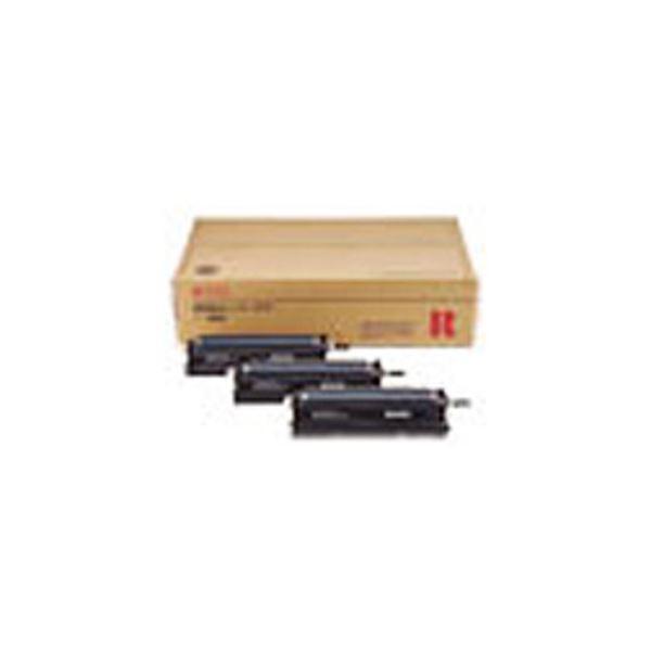 【送料無料】リコー 感光体ユニット タイプ400カラー 509446 1箱(3色)【代引不可】