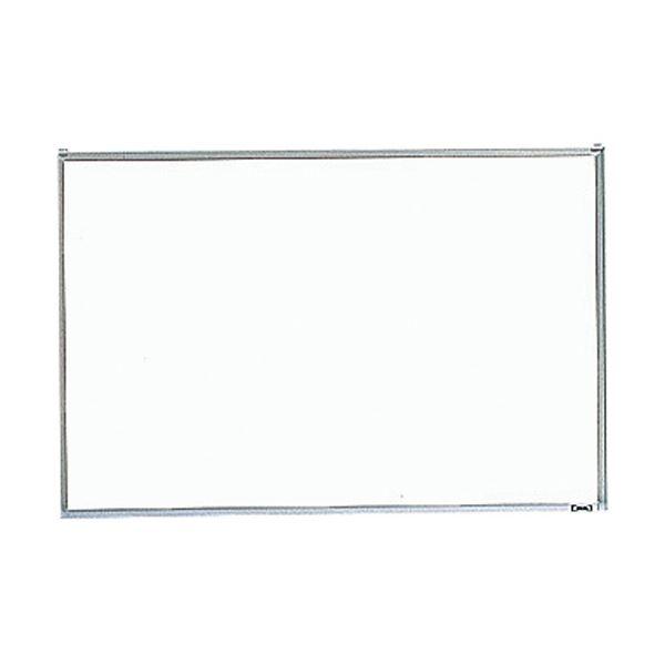 【送料無料】TRUSCO スチール製ホワイトボード白暗線入り 600×900 GH-122A 1枚【代引不可】