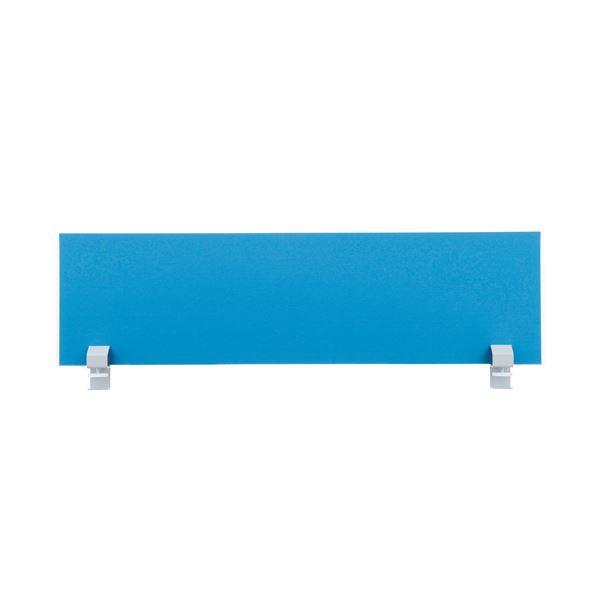 プラス デスクトップパネル ブルー JS2-123P BL【代引不可】【北海道・沖縄・離島配送不可】