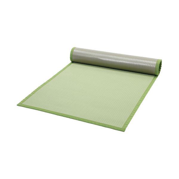 みずわ工業 洗える畳マット グリーン 900×5m【代引不可】【北海道・沖縄・離島配送不可】