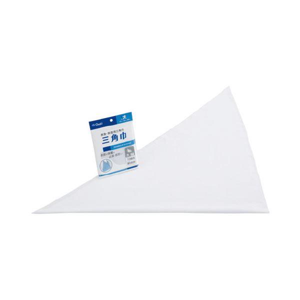 (まとめ)三角巾 31〔×30セット〕【代引不可】【北海道・沖縄・離島配送不可】