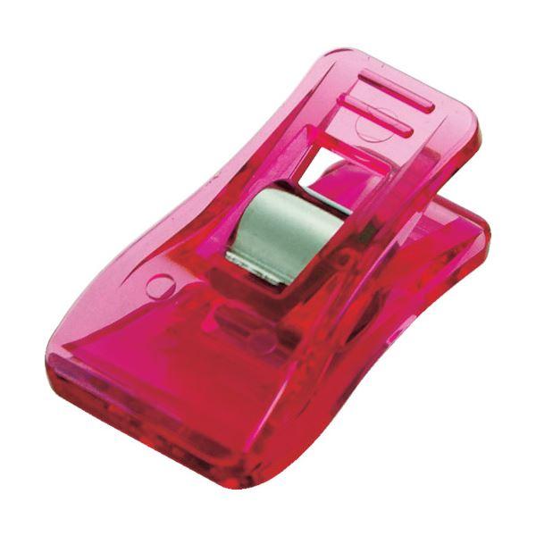 (まとめ) TRUSCO スタンドクリップ 赤TSG30-R 1パック(30個) 〔×10セット〕【代引不可】【北海道・沖縄・離島配送不可】