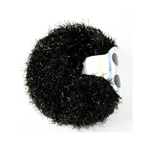 (まとめ)毛糸キラリネ#30 黒〔×30セット〕【代引不可】【北海道・沖縄・離島配送不可】
