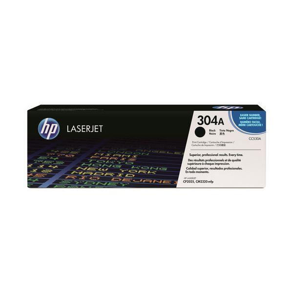 HP プリントカートリッジ 黒CC530A 1個【代引不可】【北海道・沖縄・離島配送不可】