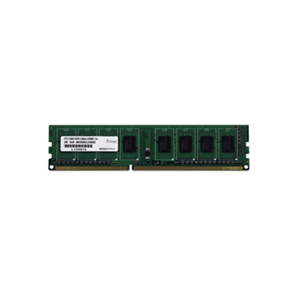 (まとめ)アドテック DDR3 1600MHzPC3-12800 240Pin UDIMM 4GB 省電力 ADS12800D-H4G 1枚〔×3セット〕【代引不可】【北海道・沖縄・離島配送不可】