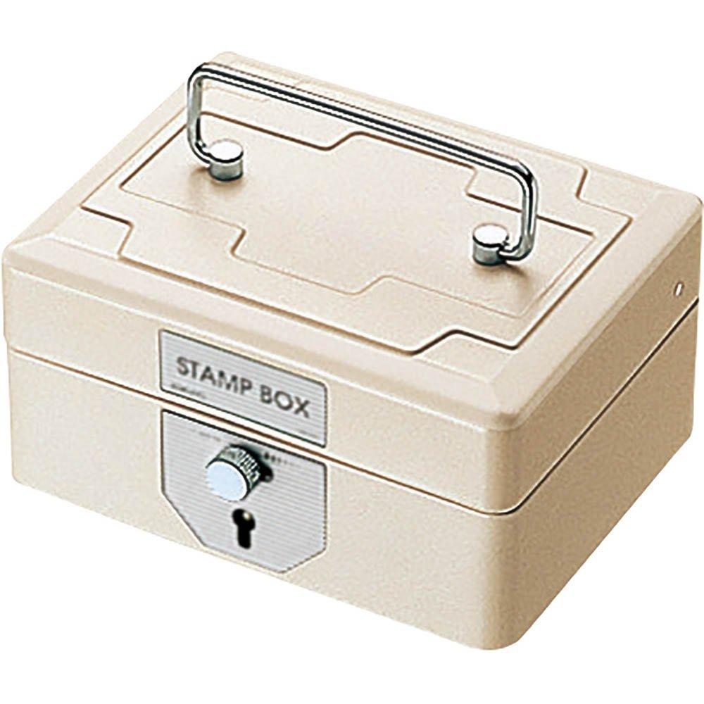 (まとめ買い)コクヨ スチール印箱 小 IB-25 〔3個セット〕