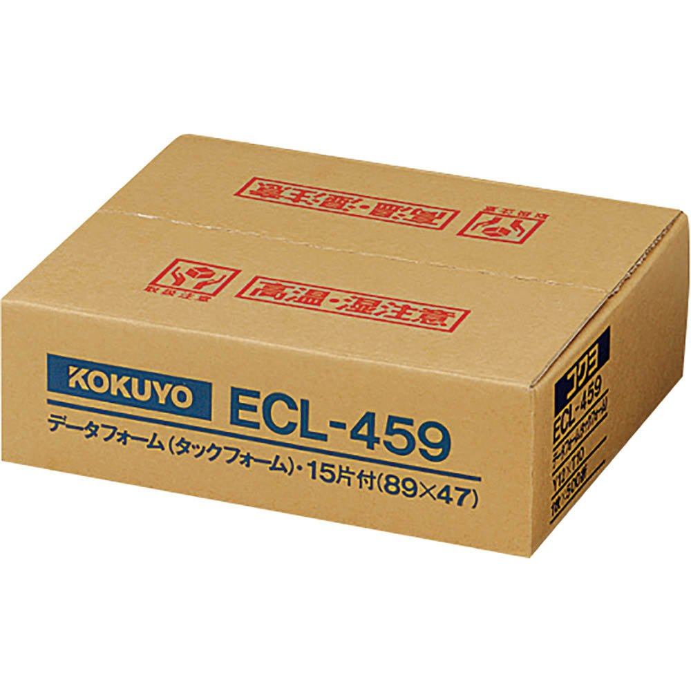 【送料無料】(まとめ買い)コクヨ タックフォーム Y12XT10 15片 500枚 ECL-459 〔×3〕