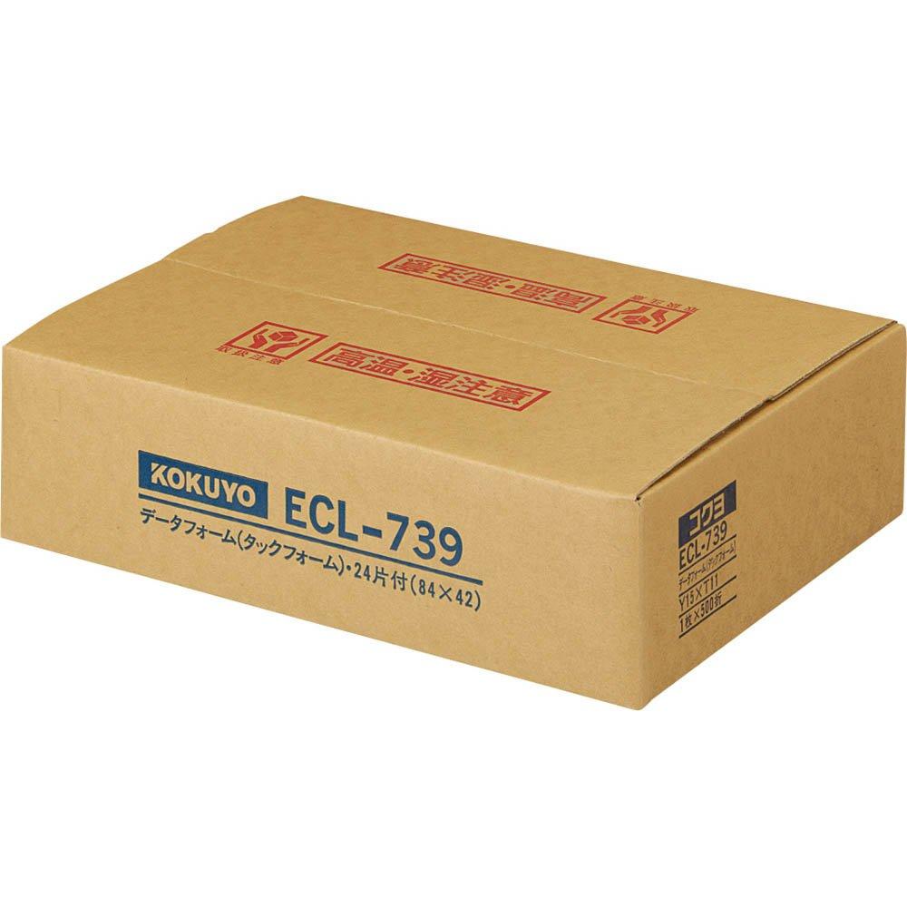コクヨ タックフォーム Y15XT11 24片 500枚 ECL-739【北海道・沖縄・離島配送不可】