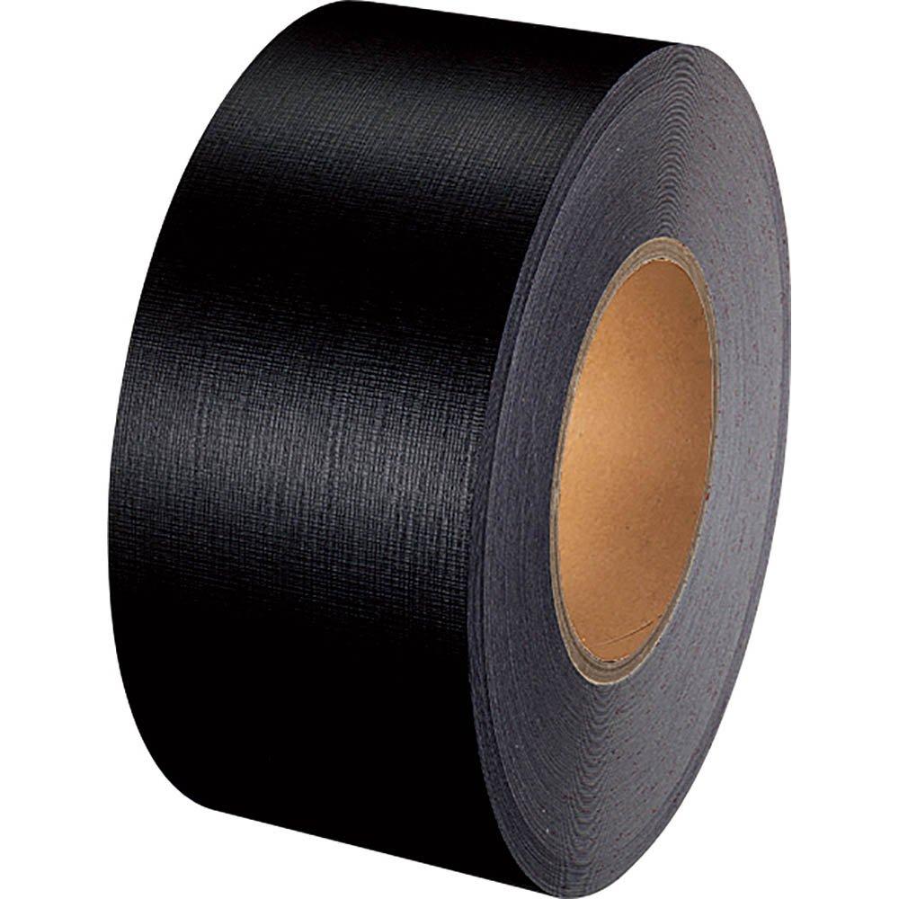 【送料無料】(まとめ買い)コクヨ 製本テープ ペーパークロスタイプ 75mm×50m 黒 T-K475ND 〔3巻セット〕
