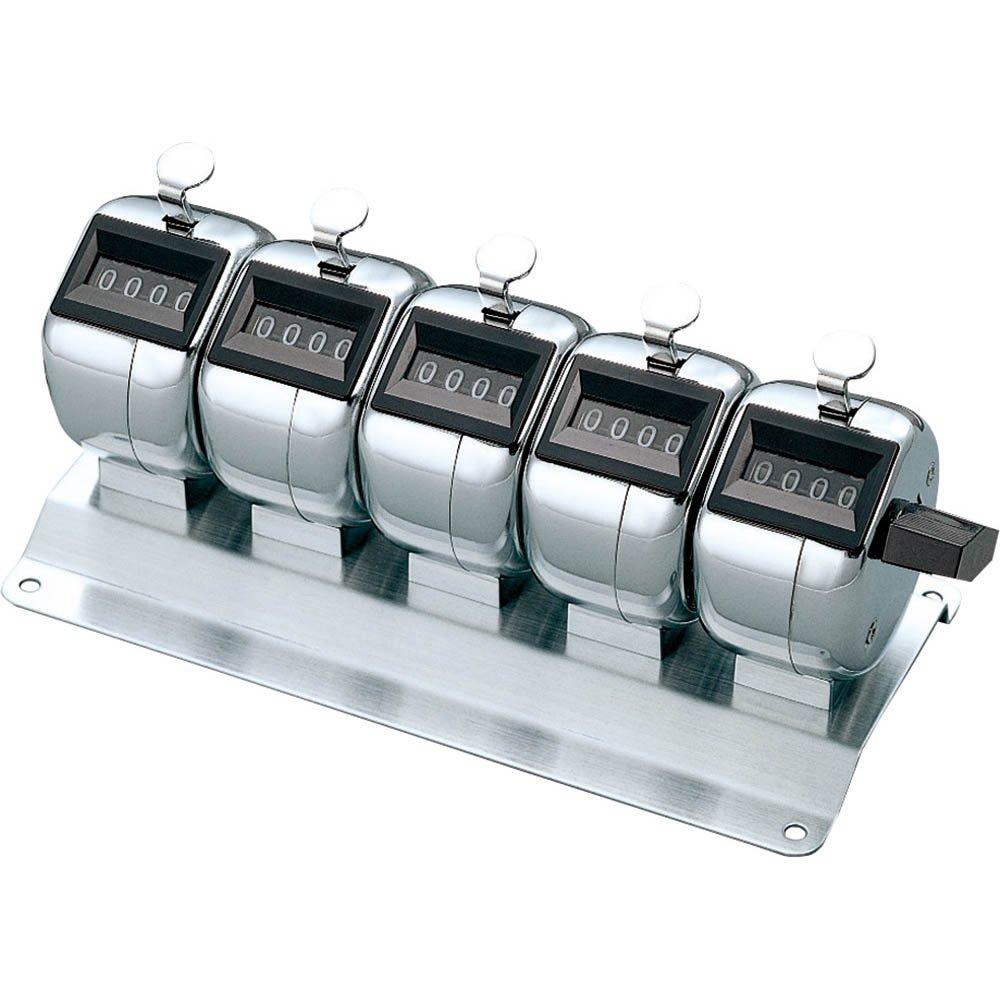 メーカー:コクヨ 25%OFF コクヨ 数取器 5連式 未使用品 CL-205 離島配送不可 沖縄 北海道