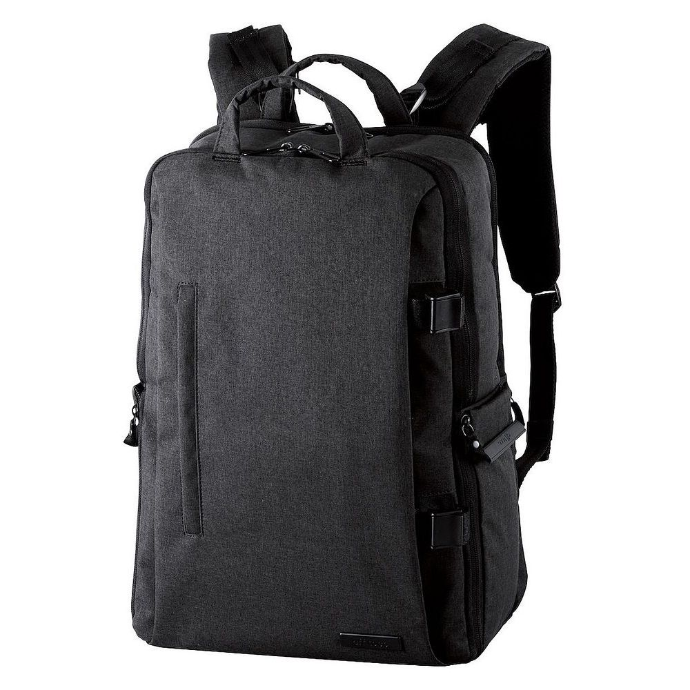 405917436374 ELECOM off toco camera bag high-grade large size 15.6inch PC storing black  DGB-S037BK