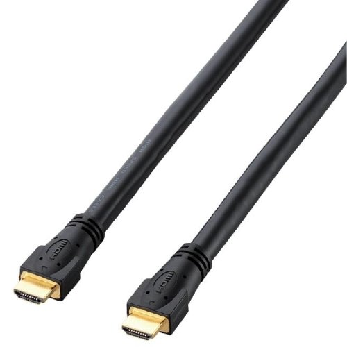 エレコム HDMIケーブル 1.3a 10m ブラック (PS3対応) DH-HD13A100BK【代引不可】【北海道・沖縄・離島配送不可】