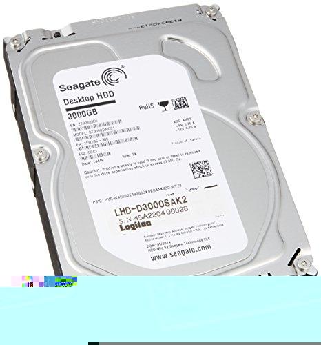 ロジテック 内臓HDD 3.5インチ 3TB SATA III LHD-D3000SAK2【代引不可】【北海道・沖縄・離島配送不可】