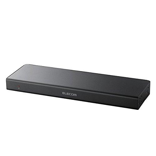 エレコム HDMI分配器 1入力 8出力 VSP-HD18BK