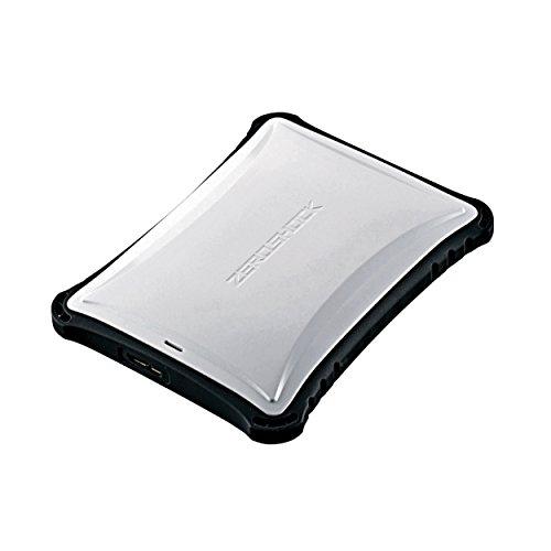 エレコム エレコム Portable Drive USB3.0 1TB White ZEROSHOCK ELP-ZS010UWH【北海道・沖縄・離島配送不可】