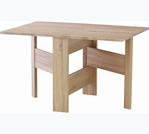 【送料無料】フィーカ フォールディングダイニングテーブル FIK-103NA【代引不可】