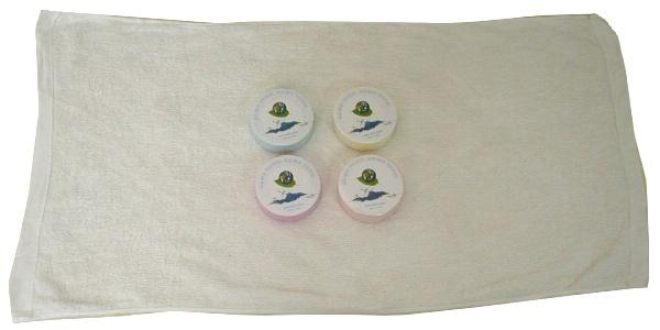 10 压缩毛巾 (魔术巾) 一套
