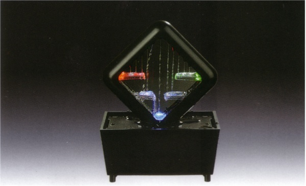 特别优惠!52%LED + 负离子水艺术神秘喷泉 SF-907