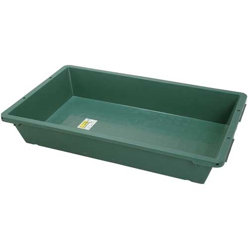 緑長・プラスチック製トロ舟・140ガタ【代引不可】