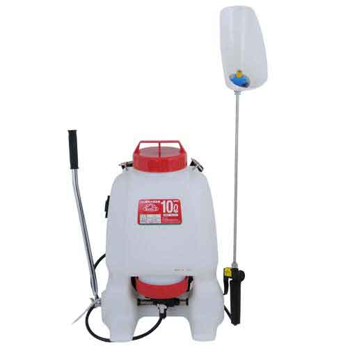【送料無料】セフティ3・樹脂製背負式噴霧器・1OL【代引不可】