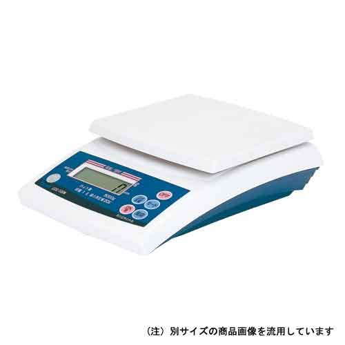 大和・デジタル式上皿自動はかり・UDS-500N-10【代引不可】
