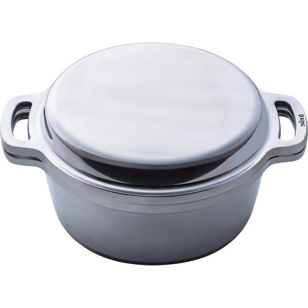 【送料無料】キング無水鍋(20cm) 600033